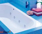 Стоимость ремонта ванной комнаты в Минске: цены на ванны с гидромассажем