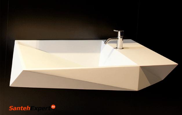 Ванная комната дешево под ключ в Минске: монтаж асимметричной сантехники