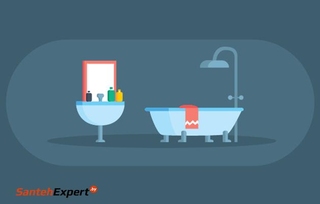 Отделка ванной комнаты. С чего начать ремонт ванной?