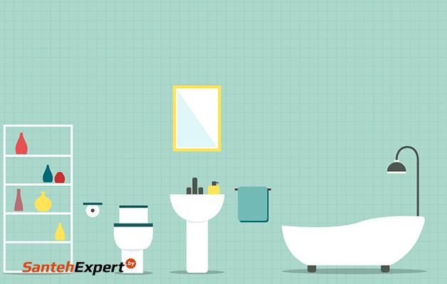 Сколько стоит ванная комната и туалет под ключ в Минске?