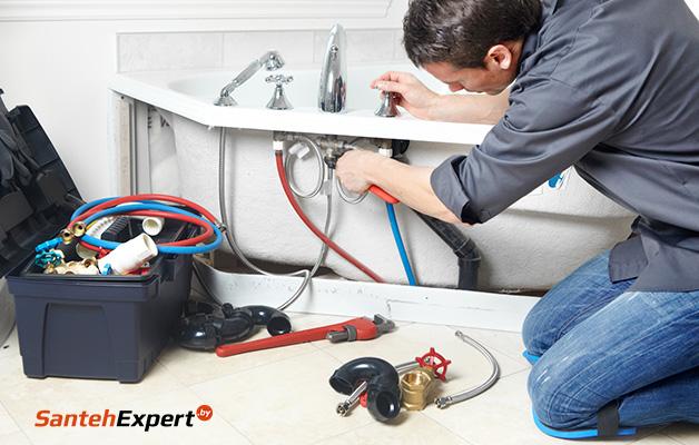 Стоимость ремонта санузла и ванной комнаты под ключ